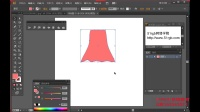 [Ai]AI教程 促销标签 illustrator视频教程 矢量图层