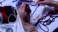 q184609285小梅最爱手工--天然水晶玛瑙砗磲珍珠石榴石等半成品40厘米长
