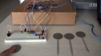 艾动薄膜压力传感器在Arduino系统中的压力开关应用