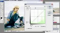 [PS]Photoshop CS3通道与蒙版技术精粹 共43讲1.5 上机训练——调整偏色照片