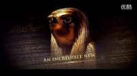 825_古埃及电影预告片AE模板