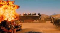 """《疯狂的麦克斯:狂暴之路》""""末世""""中文预告 汤姆·哈迪浴火前行"""