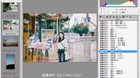 [PS]猎鹰视觉PS胶片调色教程小清新调色风格photoshop日系调色视频教程