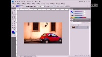 PS基础入门教程通过渐变映射制作单色图像