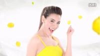 Kimberley-Jele Beautie柠檬口味广告