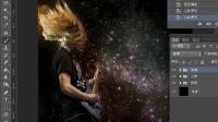 IT部落窝PS教程抠图调色通道 PS腾讯公开课 制作动感的摇滚音乐海报