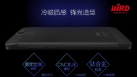 BIRD波导新品X5大电池4000毫安智能 超长待机  4G双卡手机 2015年2月