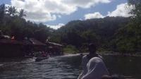 菲律宾百胜滩溯溪、漂流!