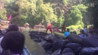菲律宾百胜滩溯溪----穿越