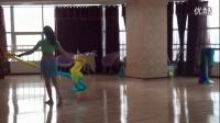 美女肚皮舞表演 学弟嗯深一点教室