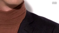 GQ杂志时尚课堂-男士如何穿着高领毛衣