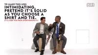 GQ杂志时尚课堂-男士如何穿着花呢运动外套