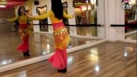 肚皮舞爵士风【你】舞蹈教学视频