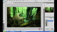 CG游戏场景 原画设计 ps场景绘制技法
