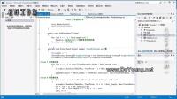入门C#设计(第20集)串口数据波形显示软件的设计 超清