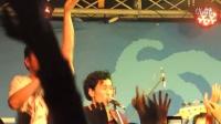东尼大木-2015台湾大港開唱Day2 樂團-七龍珠主題曲 海波浪舞台