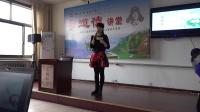 林州市审计局举办以学雷锋为主题的道德讲堂5