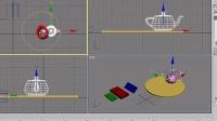 3ds Max 对齐工具的使用