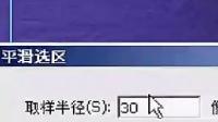 2014年7月4日晚8点村夫老师PS单图音画【常青树】课录
