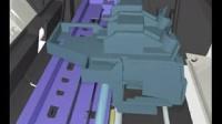 打印机模型三维动画演示