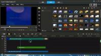 会声会影x7入门篇视频教程---第66节(模版1)