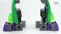 乐高情报站 SUPERMAN vs Power Armour LEX LUTHOR 6862 Lego DC Superheroe...