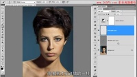高端商业人像皮肤纹理质感后期修图视频教程 中文字幕 17|米思摄影公社