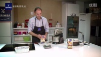 奥丽莎酸奶蛋糕和全麦蛋糕制作视频