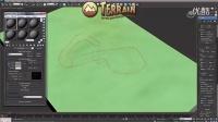 terrain --3DMAX山体生成器_高清
