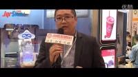 2013中国创业投资展-我要加盟网采访-机器人管家 _超清