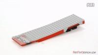 [积木砖家]乐高8486汽车总动员后勤卡车大麦克Lego Cars MACK TEAM TRUCK Stop Motion Set Review