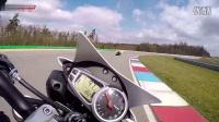 2015款凯旋Speed Triple R 赛道第一视角高清测试