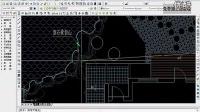 CAD园林景观设计教程_施工图绘制_绿化配置图1