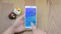 港版顶配三星Note4视频评测三星s6大屏手机怎么样苹果