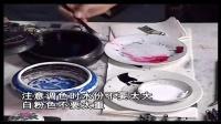 生宣工笔画技法视频工笔画肌理特殊技法