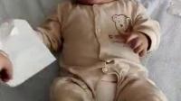 威海晚报生活秀:纸巾催眠宝宝实验