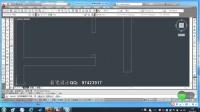 蓝笔出品     2013CAD 教学视频   第三课   墙体改造与平面布置