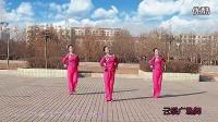 云裳广场舞2015第三季之《甜蜜爱情》编舞:花语演唱:陈玉建&