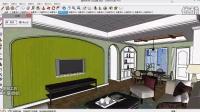 宁波市元和装饰金桥水岸三维立体效果图视频展示