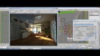 VR灯光使用与室内效果图制作(一)