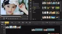 新版视频制作-会声会影x4制作绚丽效果2-2 覆叠轨的优势及基本应用