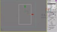 园林景观设计3dmax基础学习教程 线条编辑-段-线