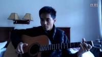 【牛人】蓝波 你到底有没有爱过我 吉他弹唱 吉他谱 打板 余武洪