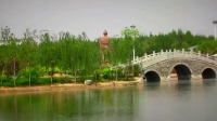【拍客】河北省鸡泽县毛遂故里---毛遂公园游记