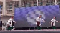 傣历1377新年节中国磨憨—老挝磨丁边境文化旅游节文艺演出《水乡》编导:旺扁.MTS