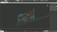 3DMAX螺旋楼梯建模实例超清_1