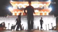 china shuffle an xin dancer .2015 zuixin jiqing