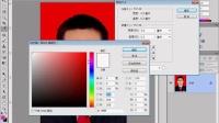 PS教程视频6 PS拼版二寸照片  部落窝