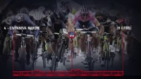 2015年环意大利自行车赛赛段路线图