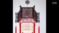 古香古色中式灯3D模型源文件 02—21款
